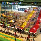Оборудования спортивной площадки детей настил спортивной площадки Канады крытого мягкий крытый