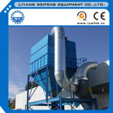 Uso ambientale della fabbrica del collettore di polveri del filtro a sacco