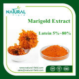 100% Natural Marigold extracto de flor zeaxantina Powder