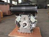 新しい27HP空気によって冷却されるVのタイプ双生児シリンダーディーゼル機関(DE2V1000)