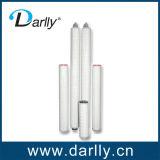 Filtro fundido derretimento Cartrdge dos PP do grande diâmetro para a microeletrônica