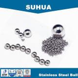 AISI 316 bola de 2.5 de la pulgada rodamientos de bolas del acero inoxidable