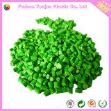 Verde de hierba Masterbatch para el rodaje de películas plástica