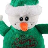عيد ميلاد المسيح هبة يحشى رجل ثلج مع كنزة