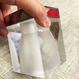 Lampada Pendant di cristallo d'acciaio moderna del diamante LED del cubo di ghiaccio di GU10 Icefire