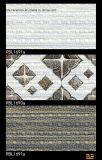 Material de construção cinzento da telha de assoalho da telha da pedra da cerâmica
