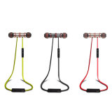 Bluetooth 헤드폰 마이크 Auriculares를 가진 입체 음향 Earbuds를 달리는 무선 이어폰 Bluetooth 수화기 스포츠