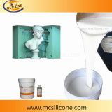 Dureza de grande resistência, baixa, molde rápido do silicone da cura que faz a borracha para o molde do Taxidermy