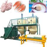 2019 La nouvelle conception de la viande de boeuf de l'huile de poisson Animal Making Machine raffiné d'huile