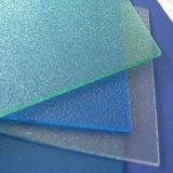 лист поликарбоната толщины 4.5mm твердый в бронзе