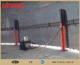 Réservoir longitudinal automatique cric hydraulique