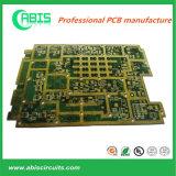 RO4350b+Fr-4 PCB, плата с печатным монтажом 4L