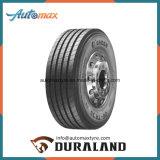 Amerikanische Marke des Markt-11r22.5 11r24.5 295/75r22.5 285/75r22.5 Durland mit tiefer Querzugkraft für Allwetter- Hochleistungs-LKW-Langstreckenreifen