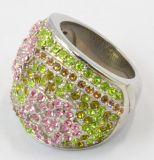 여자를 위한 최신 금 반지 디자인