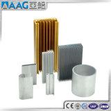 Profil en aluminium d'extrusion personnalisé par OEM selon le retrait de RFQ du constructeur