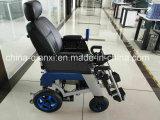 Sedia a rotelle elettrica del nuovo litio di disegno con Ce