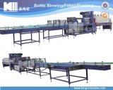 Große Geschwindigkeit füllt Schrumpfverpackung-Maschinen-/Gruppen-Verpackungsmaschine ab