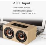 Диктор Bluetooth деревянной беспроволочной сильной силы профессиональный