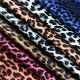 Кожа PU высокого качества искусственная для мешков с зерном леопарда