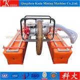 金鉱山のための砂の吸引ポンプポンツーンのタイプ小型浚渫機