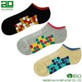 Calcetines personalizados de tobillo de la fábrica de China con la función del masaje del pie