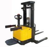 Elektrischer Ladeplatten-Ablagefach-Gabelstapler 1600kgs