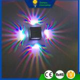 palma da luz da parede do diodo emissor de luz 1W