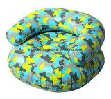 أثاث لازم بيضيّة قابل للنفخ هواء كرسي تثبيت أريكة