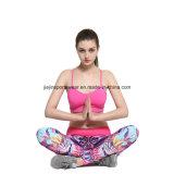 Usura sexy di ginnastica di yoga di forma fisica della parte superiore di compressione di esercitazione per gli sport