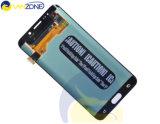 DHL著SamsungギャラクシーS6端G9205の船のための元の本物LCDスクリーン表示接触計数化装置アセンブリ
