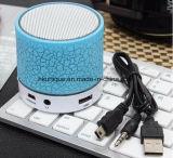 FMのラジオが付いているLED軽い無線防水Bluetoothのスピーカー