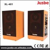 Cabinas del altavoz del poder más elevado 120watts de la fábrica de XL-401 China para la venta