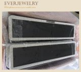 Car Lisence Plate Frame com Bling Rhinestone Decoration