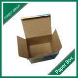 Impressão personalizada elegante caixa de chá de papel para embalagem de chá