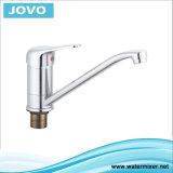 La porcelaine sanitaire Znic Finition chromée robinets de cuisine JV 71007