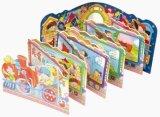 Fantasía pop-up de impresión de los libros para niños