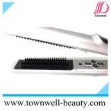 Утюги волос памяти цифров керамического покрытия Tourmaline плоские