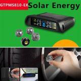 Sistema de monitoramento de pressão de pneu TPMS de energia solar Sensor externo