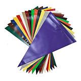Indicateurs durables assortis d'étamine de chaîne de caractères de PVC pour la décoration