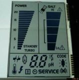 Zwart-wit LCD van het Type van Stn Grafische Positieve Vertoning 176X72