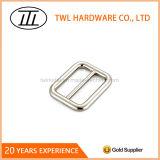 Kundenspezifische Legierungs-Nickel-Platten-Metalleinsteller-Brücke-Faltenbildung für Handtasche