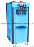 Kommerzieller weicher Eiscreme-Maschinen-Hersteller für Verkauf