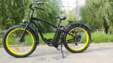 48V 500Wの高速脂肪質のタイヤの電気MountianのEバイク