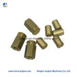 Spareparts fazendo à máquina do CNC do bronze/metal da elevada precisão de OEM/ODM com preço da fábrica