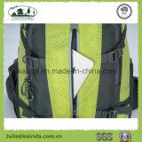 Fünf Farben-Polyester Nylon-Beutel kampierender Rucksack D401