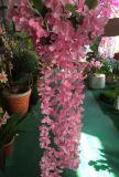 새로운 디자인 결혼식 훈장 인공적인 등나무 꽃