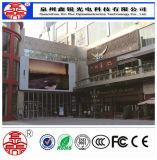 RGB 광고를 위한 고품질 HD 옥외 P10 풀 컬러 발광 다이오드 표시
