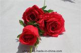 장식을%s 로즈 꽃 가짜 Rosa 환경 친절한 인공적인 꽃