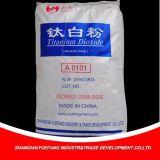 Pó branco China Fornecedor Nano Revestimento de TiO2