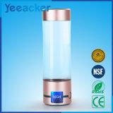 Botella de agua vendedora caliente del hidrógeno 2017 con el filtro